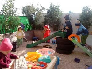 Детский сад в Тверии. Домашние ясли «Люли» в Тверии.