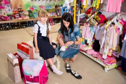 выбрать летнюю обувь ребенку