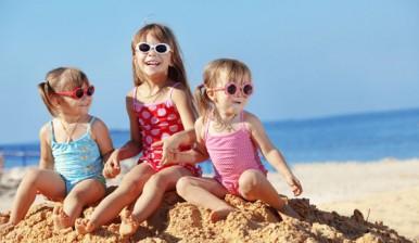 Правила поведения с ребенком в воде