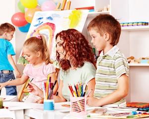 Развивающие занятия с ребенком
