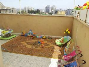 """Детский сад в Петах-Тикве """"Капитошка"""""""